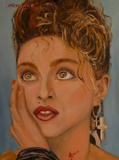 Madonna par AdrianaB